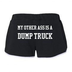 Dump Truck Booty Shorts