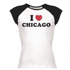 I heart Chicago