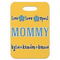 Personalized Mommy Lunch Tag