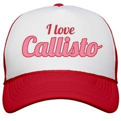 I love Callisto