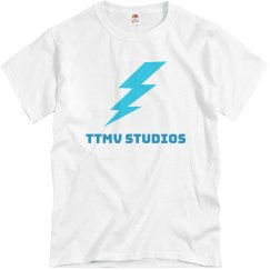 TTMV Studios Bolt Shirt (Grey)