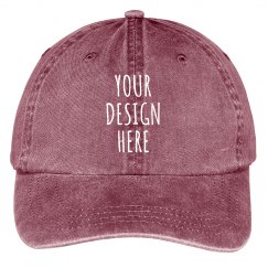 Custom Cotton Twill Hat