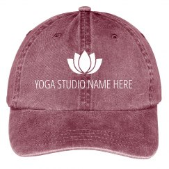 Custom Yoga Studio Name
