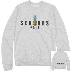 Seniors 2018 Custom Pullover