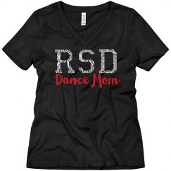 RSD zebra dance mom