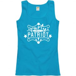 Independence Day Partier Tank