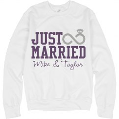 Just Married Infinity