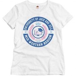 JNJ Womens T-Shirt