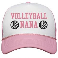 Volleyball Nana Hat