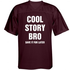 Cool Story Jersey