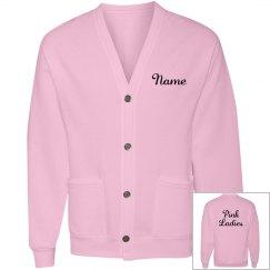 Pink Ladies Sweater
