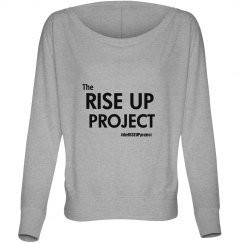 2020 Edition - The RISE UP Project L-Sleeve Off Shoulde
