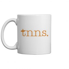 TNNS Tennis Tennessee Coffee Mug