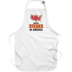 United Steaks Apron