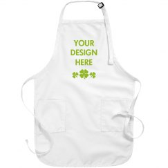 Personalized Irish St. Pat's Apron