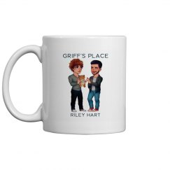 Griff's Place Mug