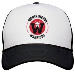 Worthington Warriors Hat