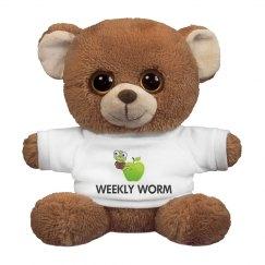 Weekly Worm Oogles Bear