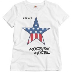 Modern Model Signature Series 2021 T-shirt