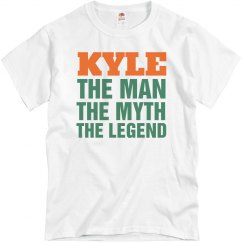 Kyle the man