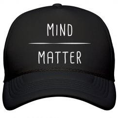 Mind Over Matter Runners Hat
