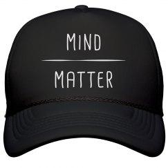Mind Over Matter Runners Hat