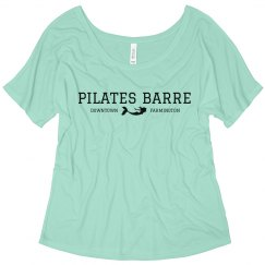 Pilates barre