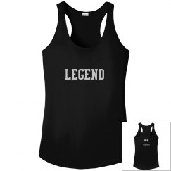 The Refine Men TM women's racer back Tank