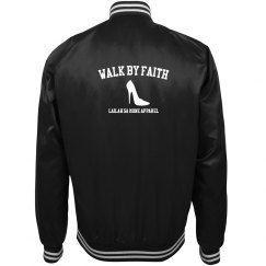 Walk by faith jacket