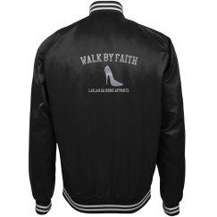 Walk by faith jacket