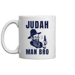 Judah Man Bro Mug