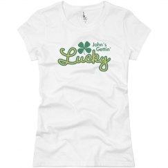 St Paddy's Lucky Guy
