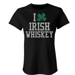 IRISH WHISKEY LOVE