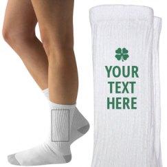 Ladies Hanes Crew Socks