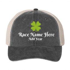 Custom Green St. Patricks Day Run