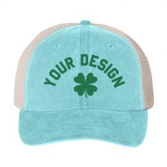 Custom St. Patrick's Running Hat