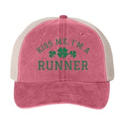 Kiss Me Irish Runner St Pat 5k Race
