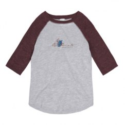 Youth Vintage 3/4 Sleeve Raglan Tee