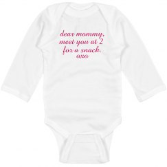 dear mommy