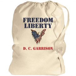 Freedom Liberty (Patriotic Eagle) Personalized Stencil