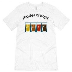 Sjades of hops