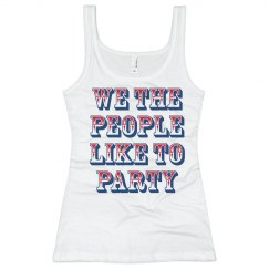 We The People Like To Party (Women)