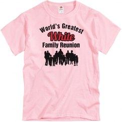 White Family Reunion