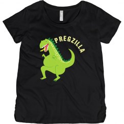 Lime Green Pregzilla