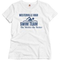 Wetter Better Swim Team