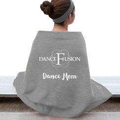Dance Mom Blanket