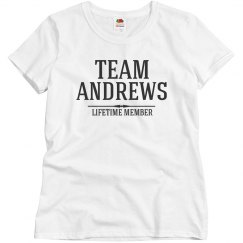Team Andrews