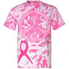 Breast Cancer Retro Peace