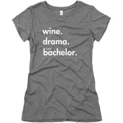 Wine, Drama, The Bachelor Fan Gift