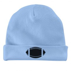 football boys beanie